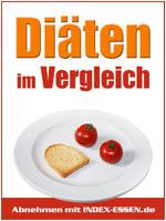 Diäten vergleichen und testen - eBook für Kindle, iPad, Android, Apple und PC